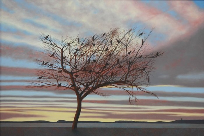 Tree of Birds, by Steve Jacobson