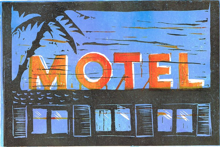 Motel by Nod Ghosh